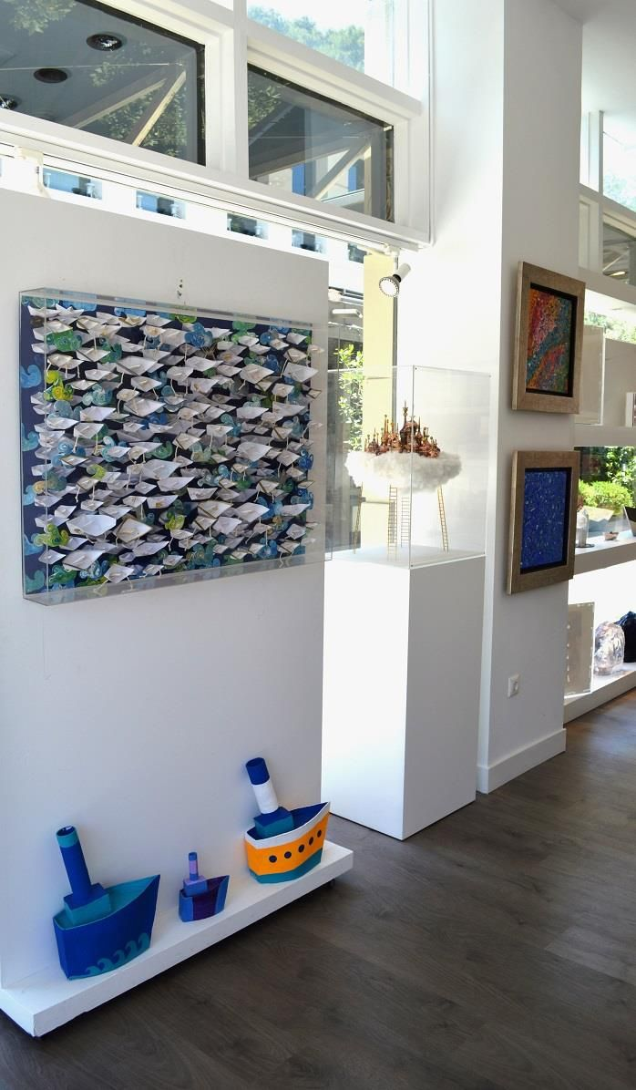 JUNE 2016 at ARTION GALLERIES | ATHENS - Kifisia