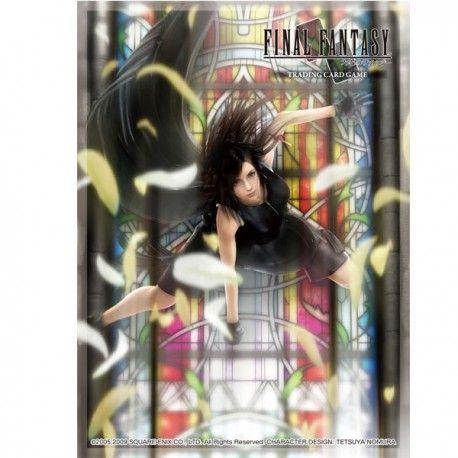 60 Protèges Cartes Final Fantasy TCG - FF7 Tifa Lockhart