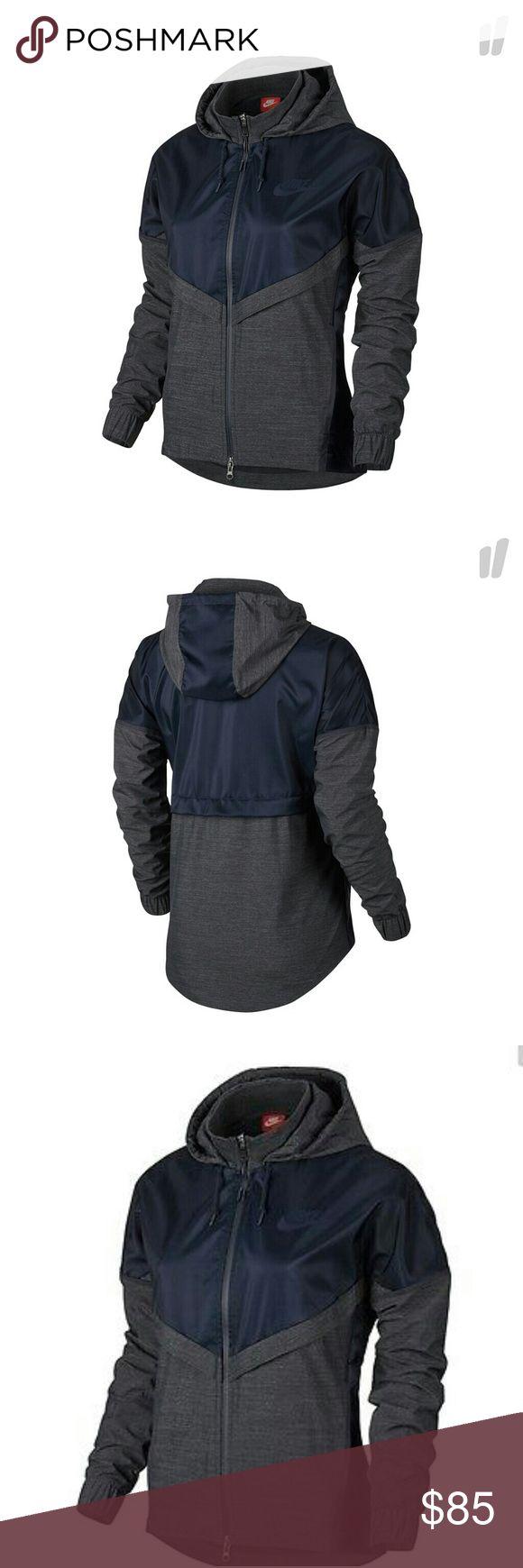 Nwt Nike women's bonded windrunner jacket This is a new womens Nike winrunner jacket size extra large Nike Jackets & Coats