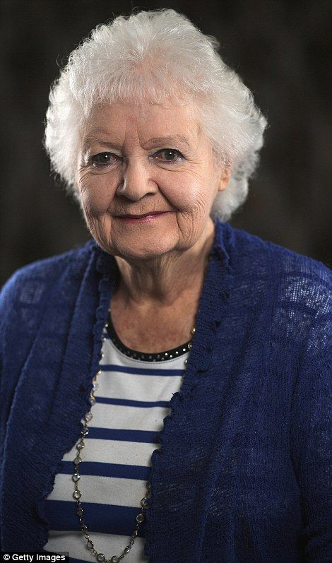 At her home, aged 89, on August 7,  in Codicote, England