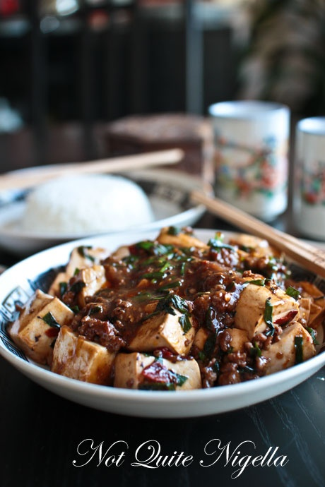 Ma po Tofu: Heads, Mapo Tofu, Tofu Iron, Chef Chen S, Food Stuff, Food Ideas, Chen Recipe, Iron Chef, Chen S Mapo