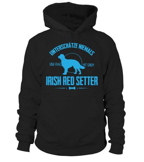 # Hunde - Frau mit Irish Red Setter .  Hunde - Frau mit Irish Red SetterBegrenztes Angebot! Nicht im Handel erhältlich      Produkt in verschiedenen Farben und Modellen erhältlich      Kaufen Sie Ihrs, bevor es zu spät ist      Sichere Zahlung mit Visa / Mastercard / Amex / PayPal / iDeal      Wie man bestellt            Klicken Sie auf das Dropdown-Menü und wählen Sie Ihr Modell aus      Klicken Sie auf « Buy it now »      Wählen Sie Größe und Farbe Ihrer Bestellung      Geben Sie…