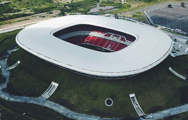 Estadio Omnilife, #chivas
