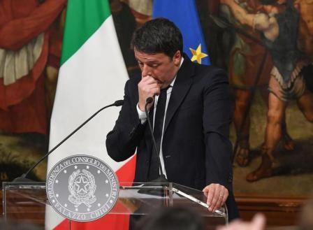 Referendum Renzi si dimette: il popolo italiano ha parlato in modo inequivocabile chiaro e netto