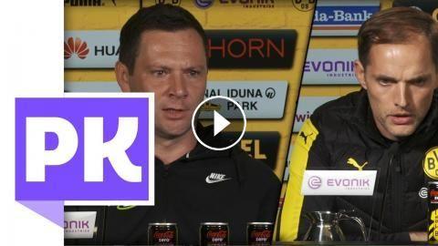 Dardai nach BVB-Duell: Geiles Spiel - Männer-Fußball: Hertha-Trainer Pal Dardai und BVB-Coach Thomas Tuchel über das 1:1 im Freitag-Spiel.…