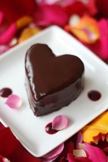 #Cuore di #cioccolato.