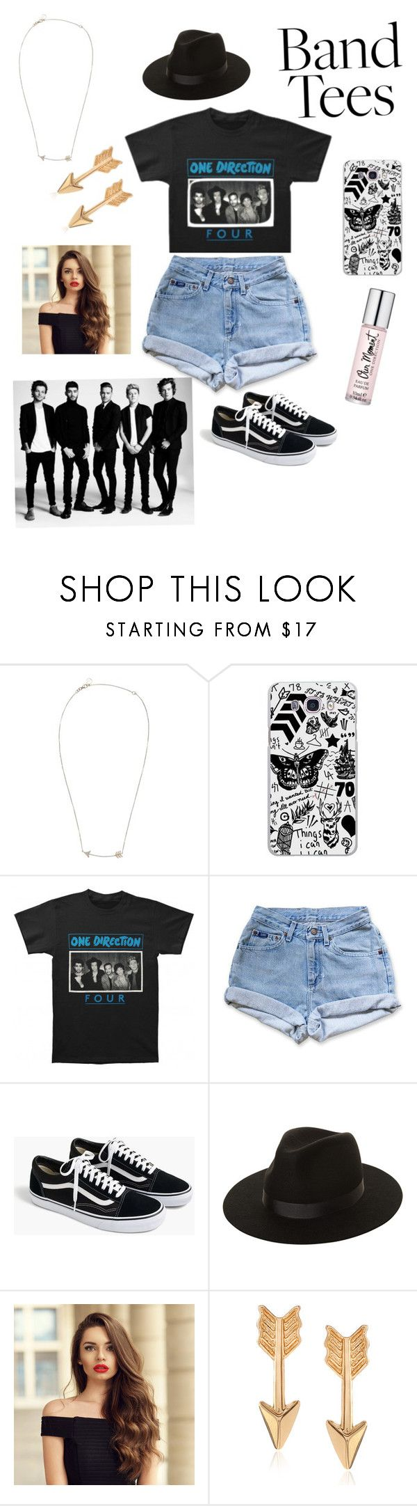 """1D Concert"" by genesis-cartagena ❤ liked on Polyvore featuring Bee Goddess, Samsung, Levi's, J.Crew, Lack of Color and Journee Collection"