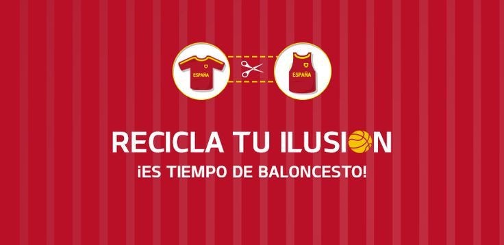 Llega la hora de la Copa del Mundo. #Reciclatuilusion y disfruta una cita única. ¡A por el oro! - @KIAenZona #baloncesto #basket #basketbol #basquetbol #kiaenzona #equipo #deportes #pasion #competitividad #recuperacion #lucha #esfuerzo #sacrificio #honor #amigos #sentimiento #amor #pelota #cancha #publico #aficion #pasion #vida #estadisticas #basketfem #nba