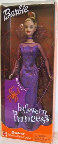 Barbie Halloween Princess - Target Exclusive Special Edition 2001
