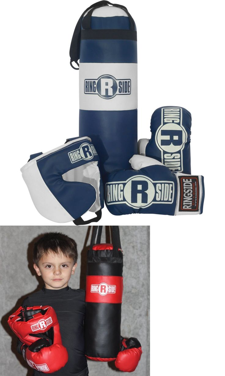 Gloves - Boxing 30102: Punching Bag For Kids Mma Equipment Heavy Headgear Glove Set Youth Training New -> BUY IT NOW ONLY: $32.62 on eBay!