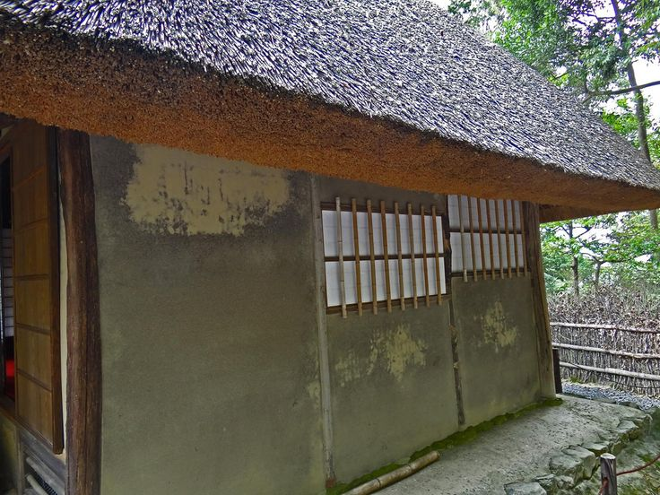 https://flic.kr/p/a1YMuy   Kōdai-ji's Kasa-Tei   This teahouse, called Kasa-Tei, was designed by Japan's most famous tea master, Sen Rikyu. This tea house was made for Toyotomi Hideyoshi and was on the grounds of the orignal Fushimi Castle, which was destroyed in 1600 during the Sekigahara campaign. When Kōdai-ji was built, the teahouse, as well as another that was design by Sen Rikyu and on the castle grounds, were moved here. Both teahouses are considered national treasures. Kōdai-ji is...