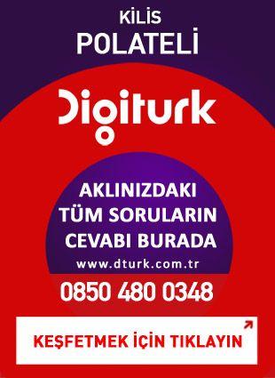 Digiturk Polateli - Servis Satış Noktası - 0348 Kilis