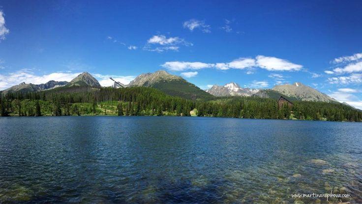 Strbske Pleso vyhlad ktory neomrzi / Mountain lake Strbske Pleso  #tatry #strbskepleso #slovakia #travel