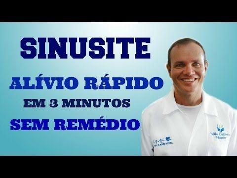 Como aliviar sinusite, rinite, nariz entupido e dor de cabeça com 2 palitos de dentes. - YouTube