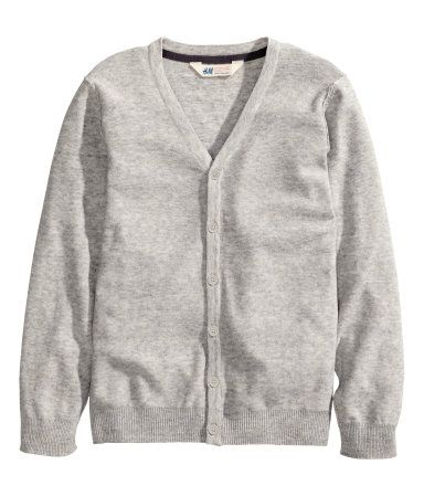 H&M Fine-knit cardigan $29.95