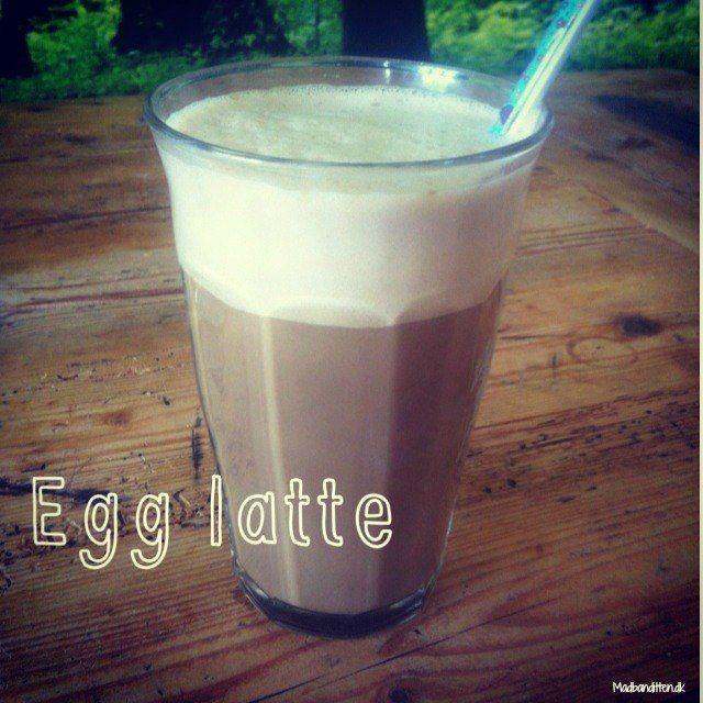 Har du prøvet en æg-latte?