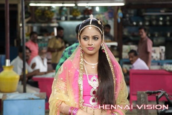 www.chennaivision.com - Tamil Actress Nandita Swetha Stills
