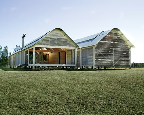 Australian Wood Panelling : Glenn murcutt the aalto of australia buildings we