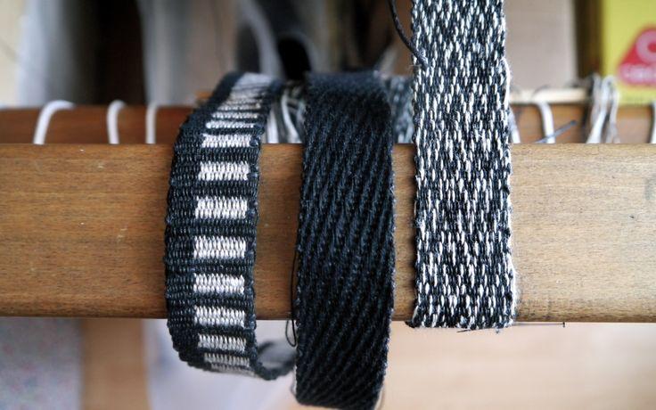 woven straps eva bellanger cloth making pinterest. Black Bedroom Furniture Sets. Home Design Ideas