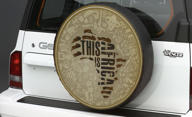 T.I.A. Wheel Cover