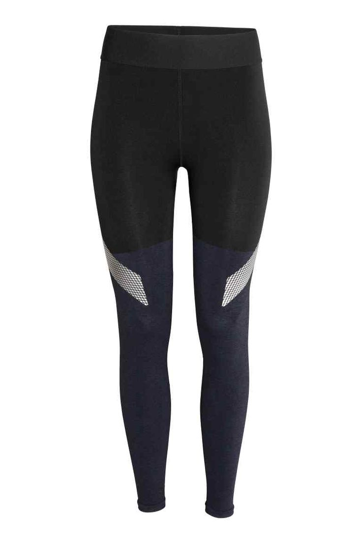 Seamless sports tights | H&M