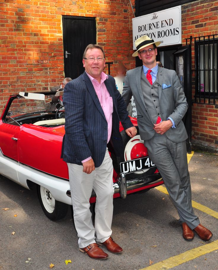 Cars Used On Antiques Road Trip