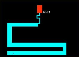 Scary maze game 1 are most addicting and adventure game of this time. you have a blue dot and your goal is to reach at the other corner of the game. be care