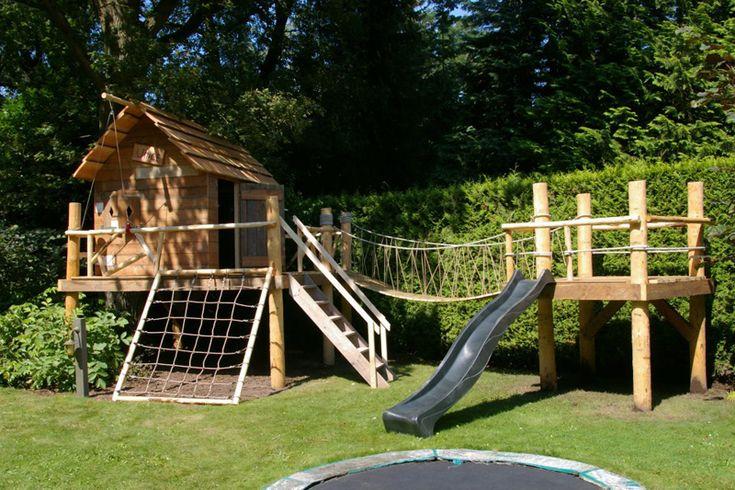 Waanzinnige boomhut door Molitli Interieurmakers; www.molitli-interieurmakers.nl