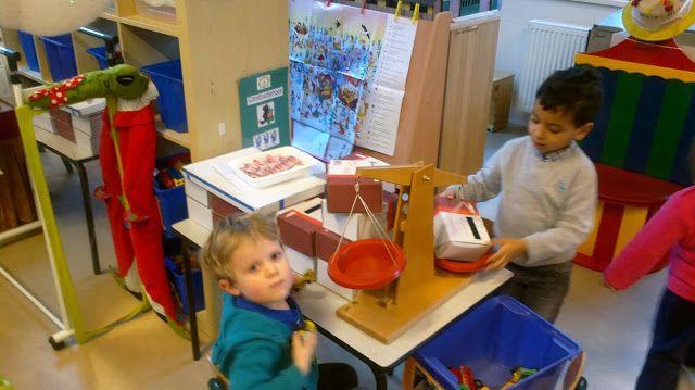Welkom in de klas van meester Glenn - Kleuterschool Doremi: Thema: De Post