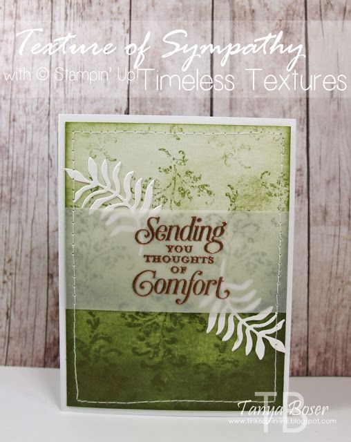 Tinkerin In Ink with Tanya: Stamp Review Crew: Timeless Textures Edition