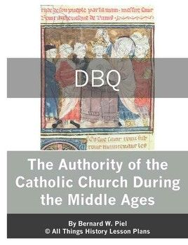 an analysis of the church in the middle ages Medieval education was often conducted under the auspices of the church during the 800s, french ruler charlemagne realized his empire needed educated people if it was to survive, and he turned to the catholic church as the source of such education.