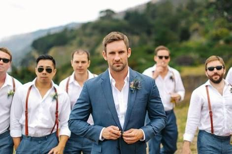 Image result for groomsmen suspenders