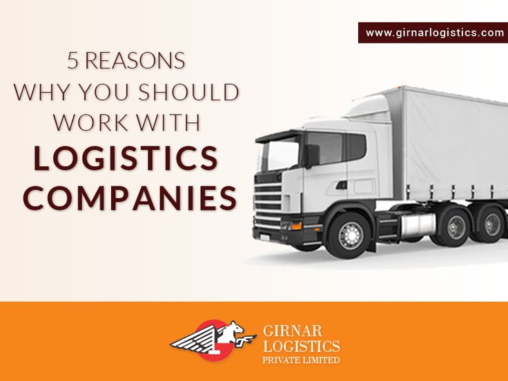 5 Reasons Why You Should Work with #LogisticsCompanies in India http://bit.ly/2d2Rbmy