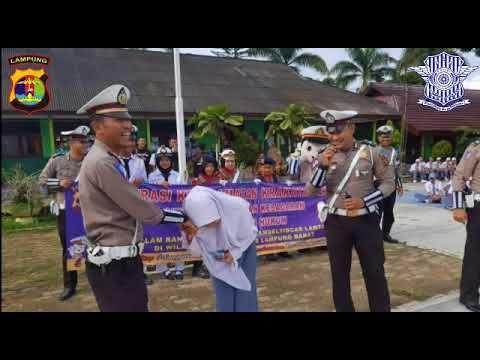 Kejarfakta.com, Lambar - Kasat Lantas Polres Lampung Barat (Lambar) AKP Agustinus mendampingi Kapolres Lambar AKBP Tri Suhartanto, S.IK., ...