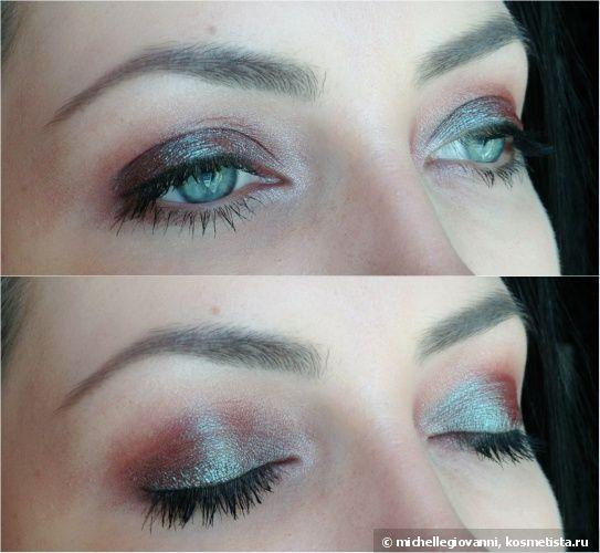 MAC Pigment Colour Powder оттенок Blue Brown