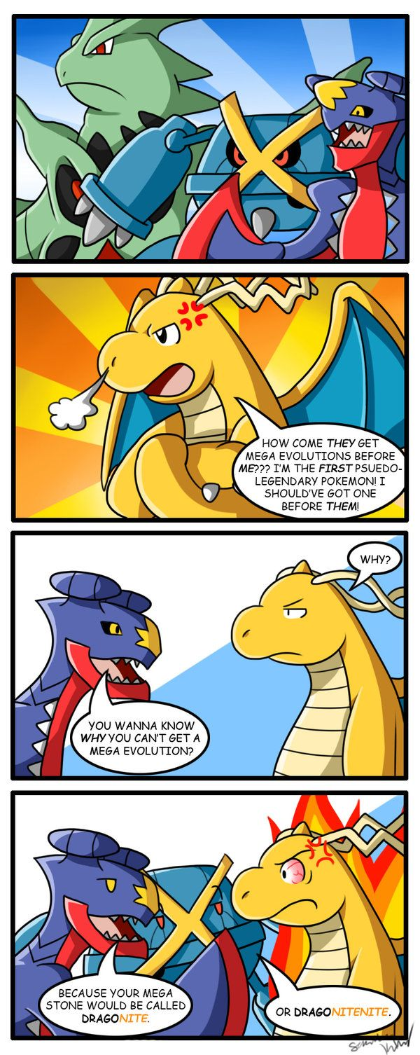 Why No Mega Dragonite by SaccharoKirby.deviantart.com on @DeviantArt