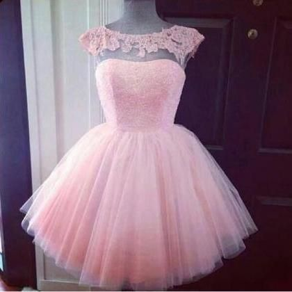 Lovely Short Prom Dress, Homecoming Dress