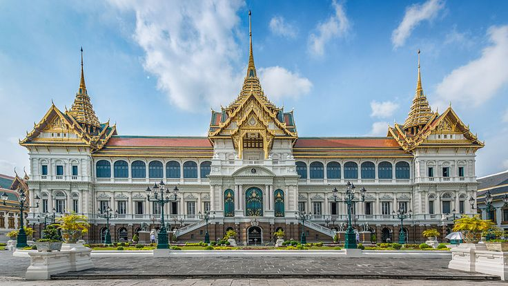 Grand Palace Bangkok, Thailand - Grand Palace - Wikipedia
