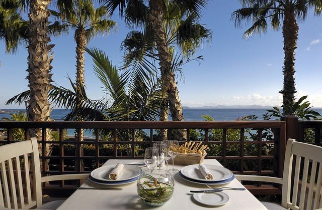 """Isla de Lobos"" gourmet restaurant"