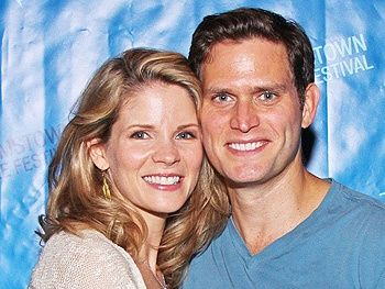 Kelli O'Hara and Steven Pasquale....two ridiculously, unfairly talented people....