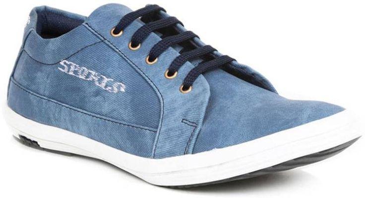 #Roop #Laxmi #Canvas #Shoes  (Blue)