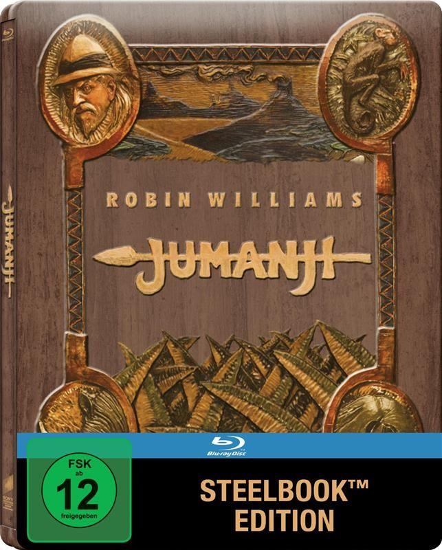 Jumanji (1995) (Special Edition) (Steelbook)