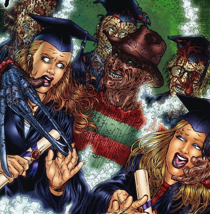 nightmare on elm street comics pdf