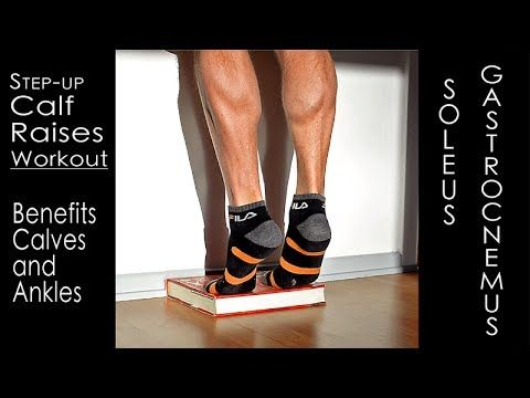 Calf muscle size increase