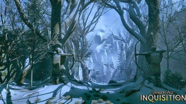 PC Games Dragon Age Inquisition Update 2