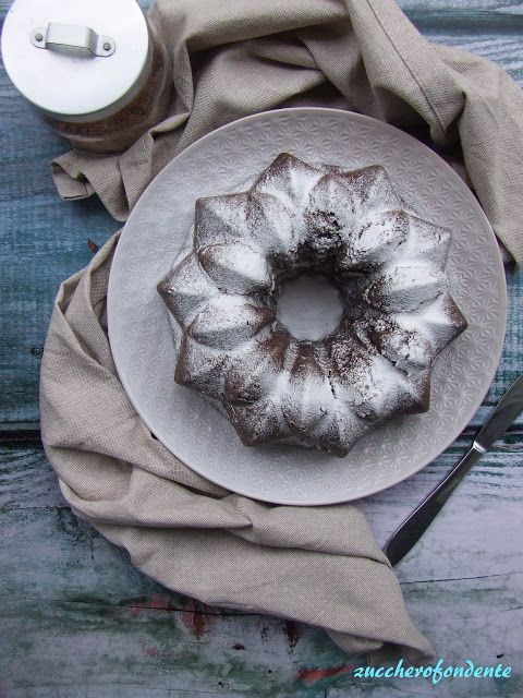 Cake cioccolato e albicocche di Leonardo  di Carlo