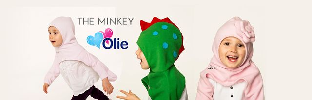 Reviews, Chews & How-Tos: Review & Giveaway: The Minkey by Olie