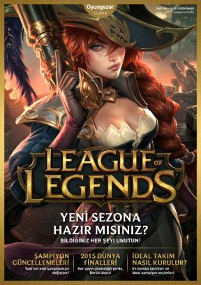 League of Legends Oyungezer Sayi 06 digital magazine - Read the digital edition by Magzter on your iPad, iPhone, Android, Tablet Devices, Windows 8, PC, Mac and the Web.