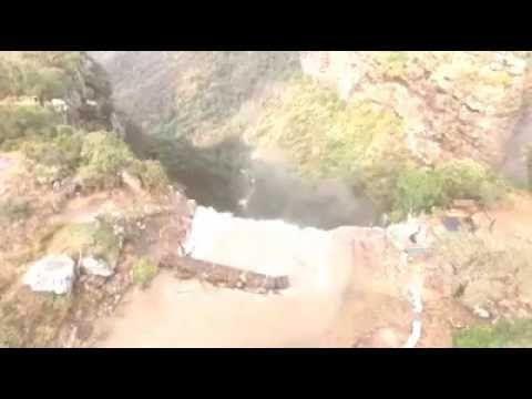 #drone #footage over #OribiGorge. See #LehrsFalls like never before #DJIPhantom #MeetSouthAfrica
