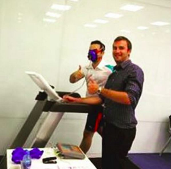 The Olympic sports scientist aiming to make the UAE fitter - Sport 360